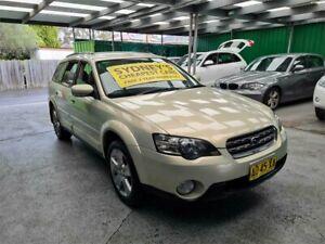 2003 Subaru Outback B3A MY03 H6 AWD Silver 4 Speed Automatic Wagon Croydon Burwood Area Preview