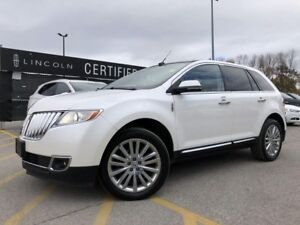 2014 Lincoln MKX AWD|NAVIGATION|PANORAMIC VISTA ROOF