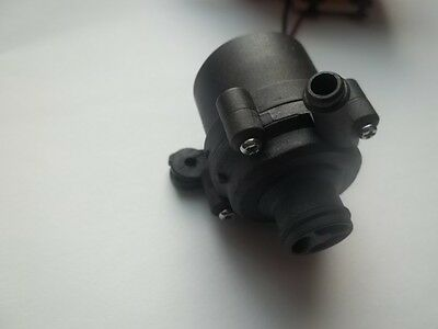 Mini 12V Food Grade High Temperature 100'C Water Pump 47.5GPH fr Beer Brewing