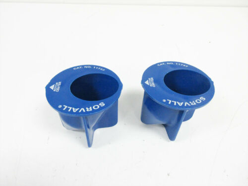 2X SORVALL 11737 250 ML CONICAL ADAPTER