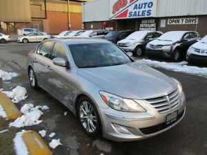 2012 Hyundai Genesis w/Premium Pkg~LEATHER~NAV.~ALL POWER OPTION