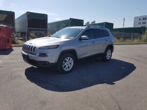 2014 Jeep Cherokee 4x4 - NAVIGATION - LOW KM AND CLEAN