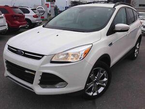 2013 Ford Escape SEL AWD CUIR TOIT GPS JAMAIS ACCIDENTÉ
