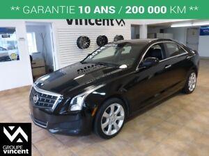 2014 Cadillac ATS AWD 2.0T**GARANTIE 10 ANS**