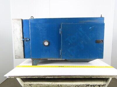 Donaldson Torit Dmc-mmb Dust Collector 1-12hp 230460v 3ph 3450rpm