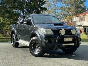 2013 Toyota Hilux KUN26R MY14 SR5 Double Cab 5 Speed Automatic Utility Southport Gold Coast City Preview