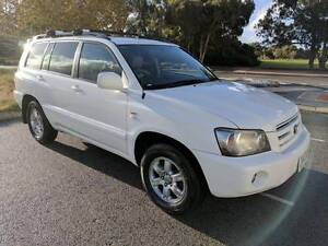 2006 Toyota Kluger Low Km Port Kennedy Rockingham Area Preview