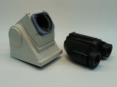 Nikon Y-tex Ergonomic Microscope Head Parts Only