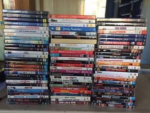 Over 140 DVDs - 5 for $10 Hobart CBD Hobart City Preview