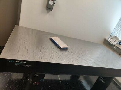 Tested Newport Optical Table I-2000 Pneumatic Self Level Isolators Set Up Kit