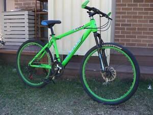 Green MTB Mountain Bike Kingsford Eastern Suburbs Preview
