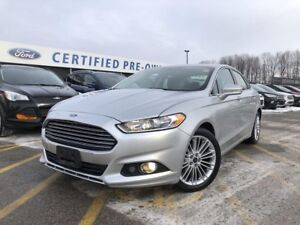 2014 Ford Fusion SE AWD|NAVIGATION|POWER MOONROOF|LEATHER