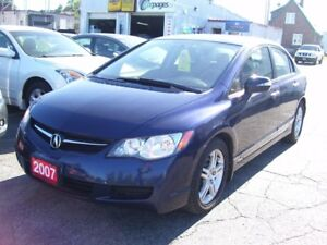 2007 Acura CSX One Owner,No accident,Sunroof,Alloys,