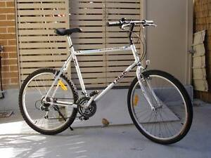 White Height Frame Mountain Bike Kingsford Eastern Suburbs Preview