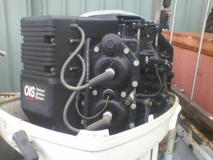 Outboard motor, 115, sell or swap