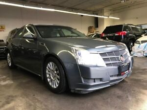 2011 Cadillac CTS4 Luxury