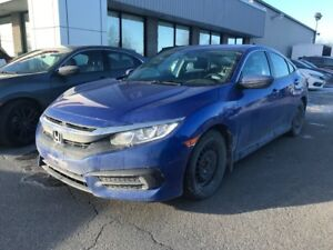 2016 Honda Civic Sedan LX AUTO CRUISE BLUETOOTH CAMÉRA PNEUS HIV