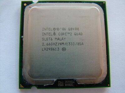 Intel Core 2 Quad  Q8400 / 4 x2.66 GHz /4MB / 1333MHz Prozessor  comprar usado  Enviando para Brazil