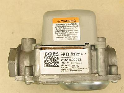 Honeywell Vr8215s1214 Gas Valve Goodman 0151m00013