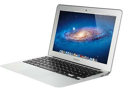 "Apple MacBook Air Core i5 1.7GHz 4GB RAM 64GB SSD 11"" - MD223LL/A"