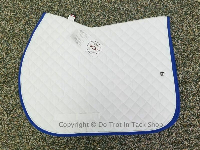 Ogilvy Jump Profile Pad - White/White/Royal Blue
