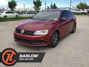 2016 Volkswagen Jetta Comfortline / Back Up Camera / Sunroof /