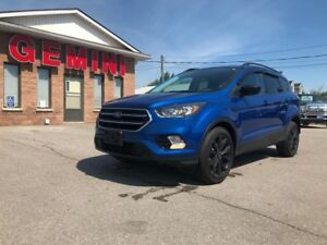 2017 Ford Escape SE 4x4 Sport Navi 2.0 Eco