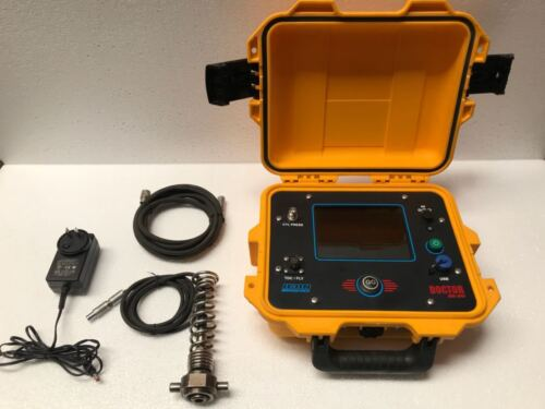 Icon Research Doctor Dk-20 Portable Cylinder Pressure Analyzer *free Shipping*