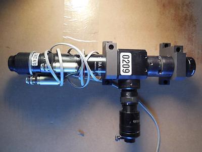 Navitar 1-11977 10x-18.5mm Zoom 1x Ra Adapter 6118 D O Industries Motorized Zoom
