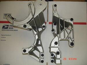 SERPENTINE BELT BRACKETS,and BOLTS for TPI CAMARO 350 305 GM 10105212 10055800