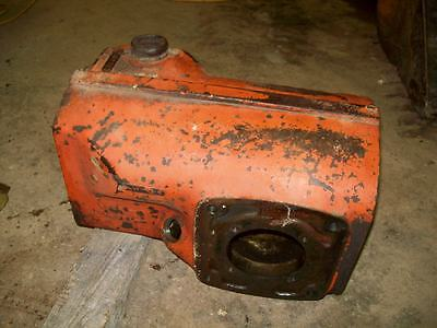 Allis Chalmers C Tractor Transmission Housing