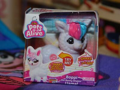 Zuru Mini Brand Lot Pets Alive Llama Boppi fits Loving Family Dollhouse Girl Dol