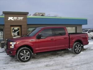2016 Ford F-150 FX4 SPORT 5.0 Litres