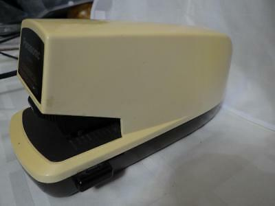 Panasonic Commercial Electric Stapler - Model As-300nn - Desk Top Office