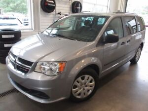 2016 Dodge Grand Caravan Canada Value Package + GR. ELECT. + A/C