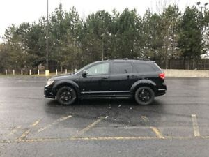 2013 Dodge JOURNEY BLACKTOP FWD