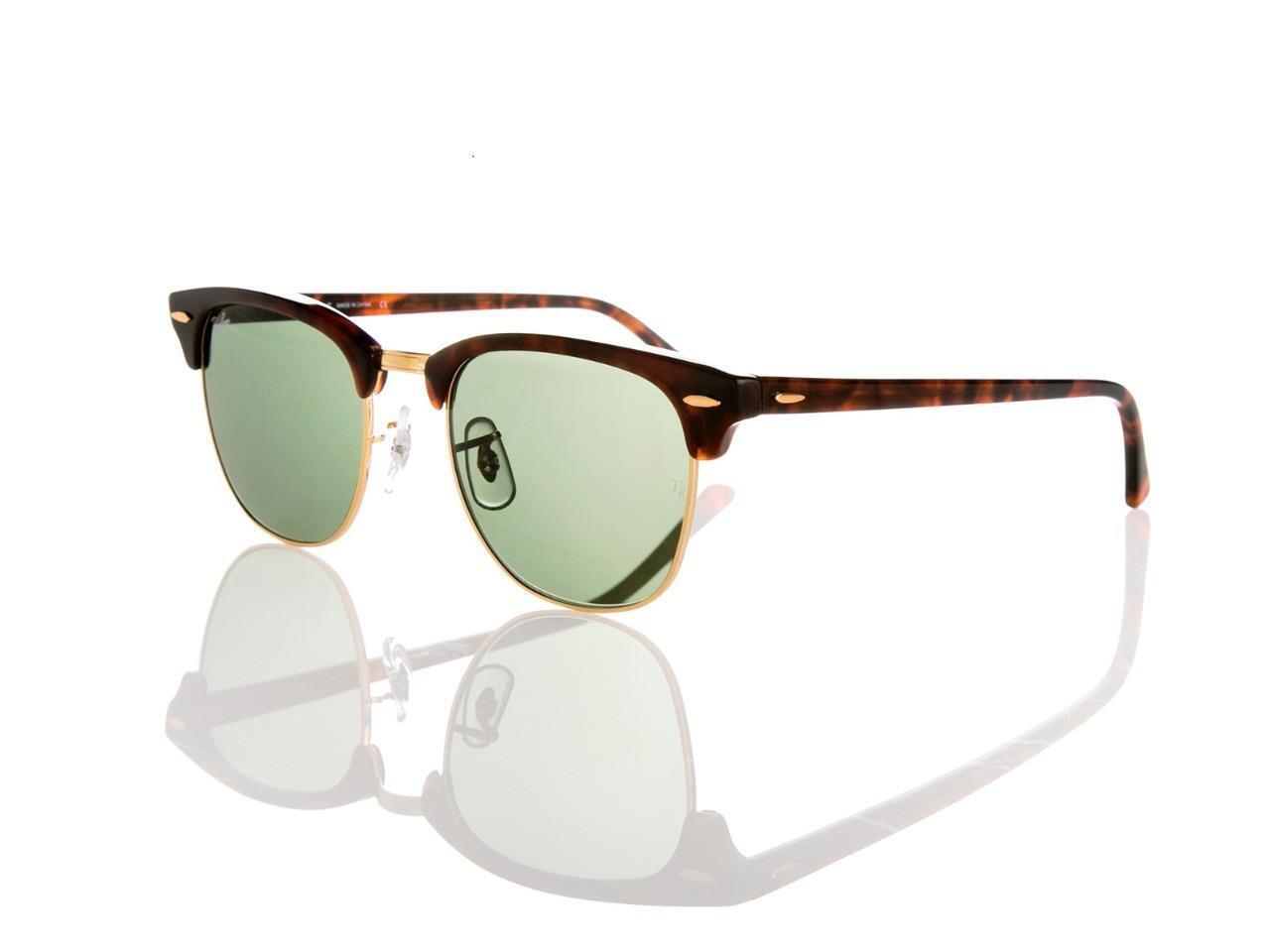 73a2f6bbfc3 Details about New   Authentic Ray-Ban Sunglasses RB 3016 W0366 51mm  Tortoise   Grey Green G15