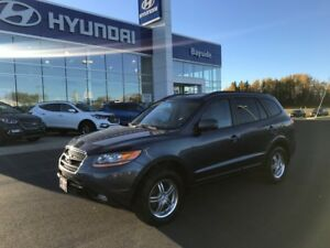 2009 Hyundai Santa Fe GL 3.3L V6 AWD at