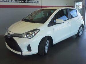 2015 Toyota Yaris 4 PORTES * GR ELECTRIQUE COMPLET * AIR CLIMAT