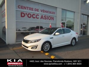 2015 Kia Optima EX TOIT OUVRANT LEATHER ROOF BACKUP CAMERA