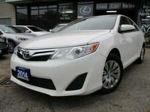 2014 Toyota Camry LE-LE-BACK-UP-CAMERA-ONE-OWNER