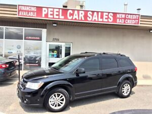 2014 Dodge Journey SXT|7PSNGR|NAVI|REARVIEW|PWRSEATS|