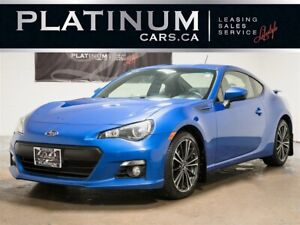 2013 Subaru BRZ LIMITED, SPORT-TECH,