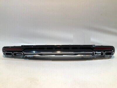 Original Mercedes Diffusor Verkleidung hinten kompl. 63AMG S-Klasse W222 Chrom