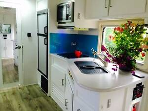 "Luxury caravan: 2015 Cell ""Villa"" Maroochydore Maroochydore Area Preview"