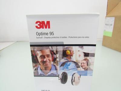 3m Peltor Optime 95 Hard Hat Mounted Ear Muffs Helmet Hearing Protection H6av