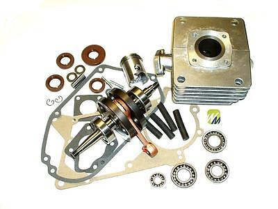 Simson Motor Regenerierung SET Kurbelwelle Zylinder Kugellager Dichtungen S51