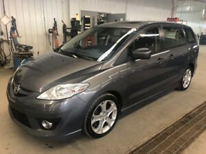 2010 Mazda Mazda5 GT PERFECT FOR THE FAMILLY!