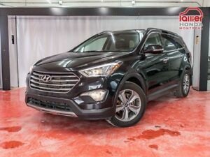 2016 Hyundai Santa Fe XL LUXURY**CUIR**AWD(4X4)**7 PASSAGERS**