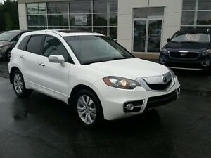 2012 Acura RDX w/ Tech pac Incl Navigation